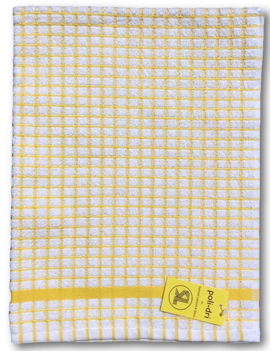 Checkered Terry Kitchen Towels