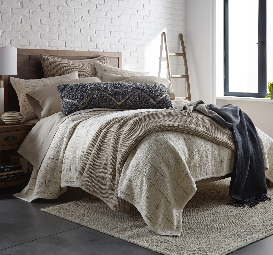 Evans Coverlet by Amity Home