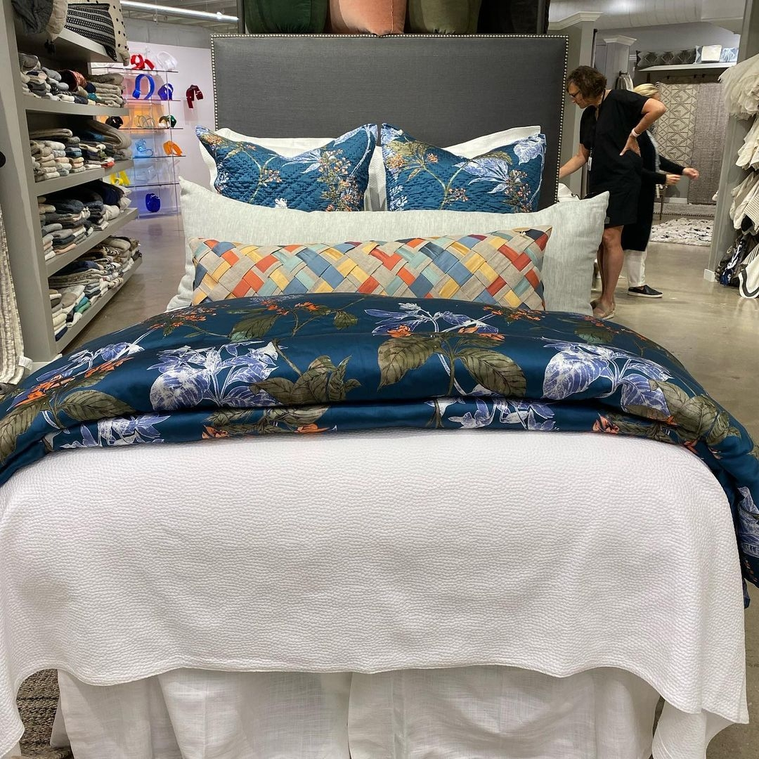 Fitzgerald duvet cover by Amity Home
