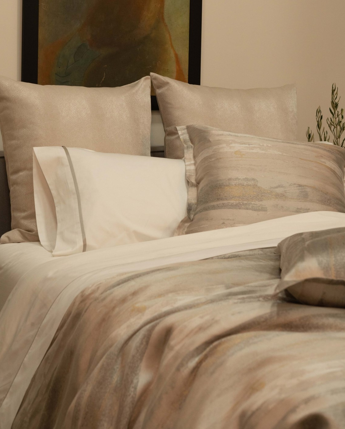 Horizon duvet & shams