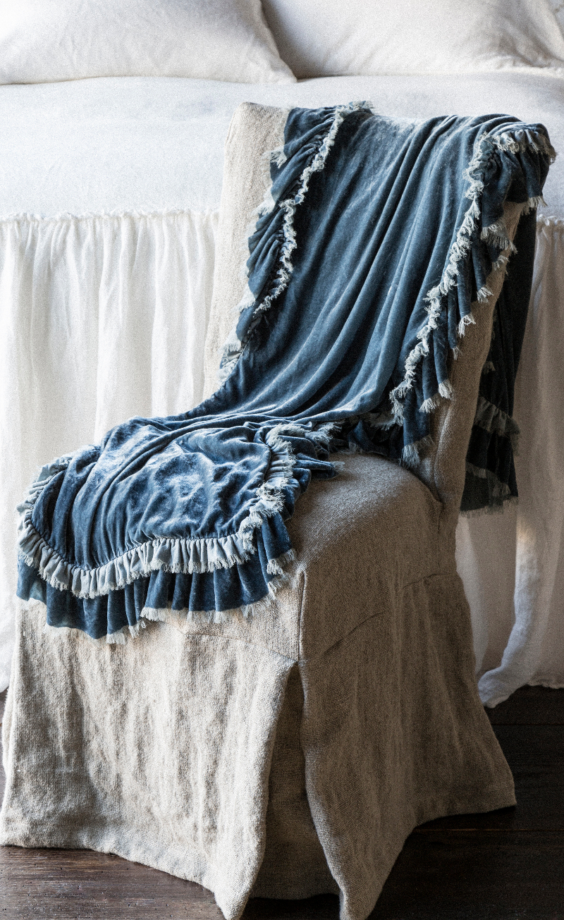 Loulah Throw Blanket