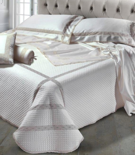 Diamond Quilted Coverlet