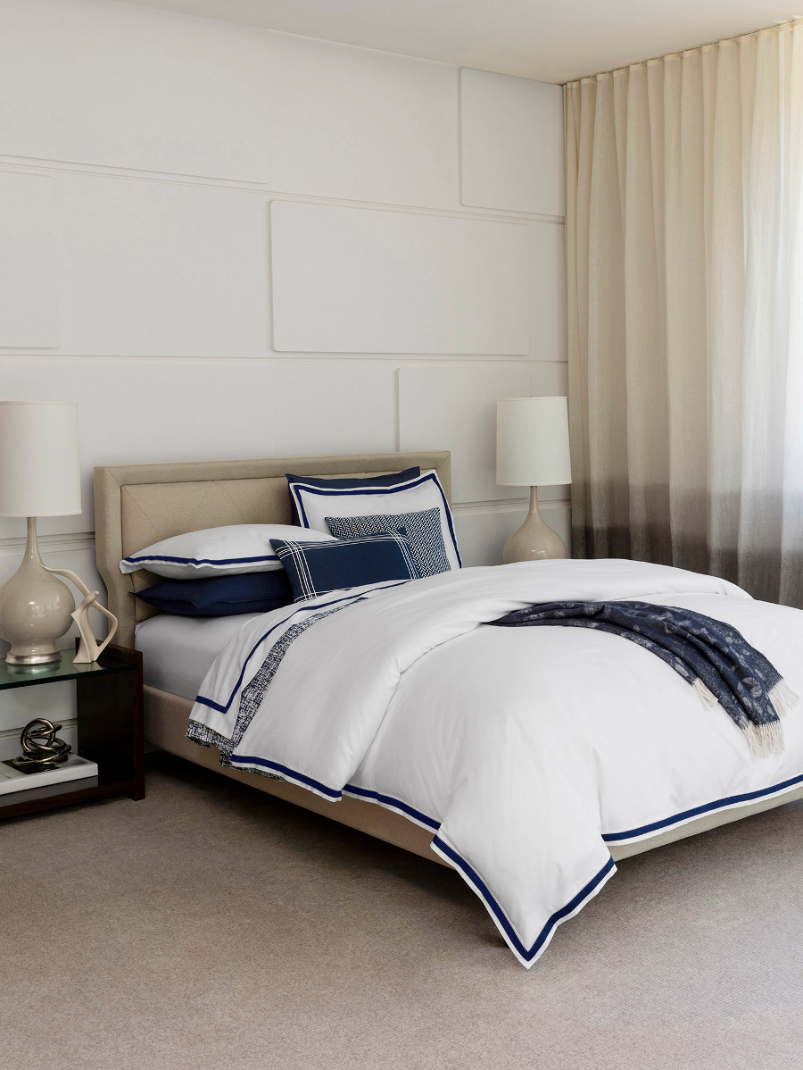 Amando & Larino Oxford Bedding