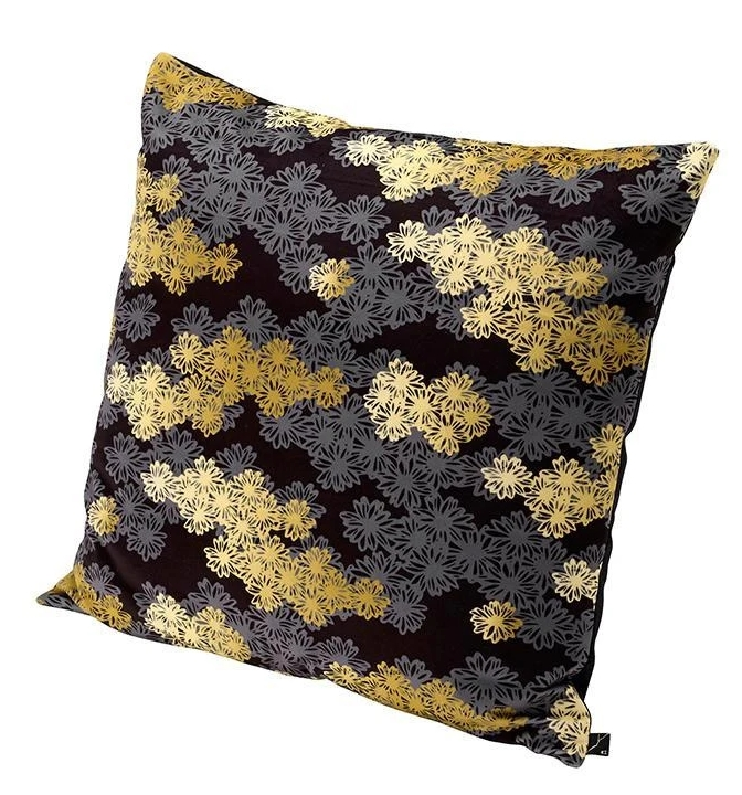 Shogun Hana Kiriko cushion