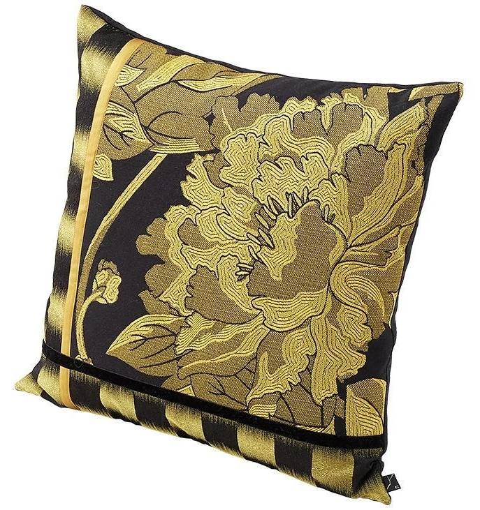 Sferra Shogun Pivoine cushion