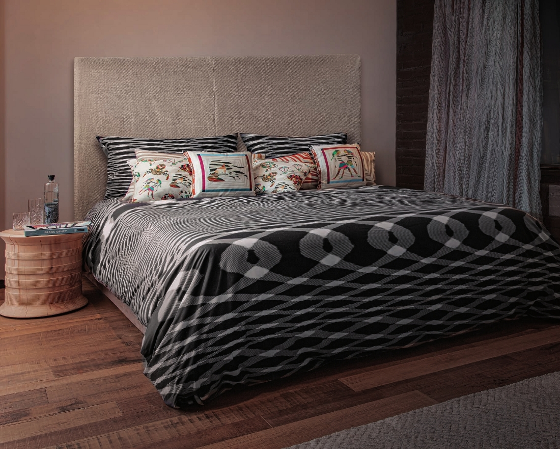 Veruska Bed by Missoni Home